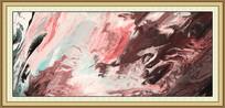 欧美装饰画漂亮的抽象油画