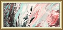 漂亮的抽象画油画