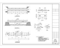 仿木桥施工节点图