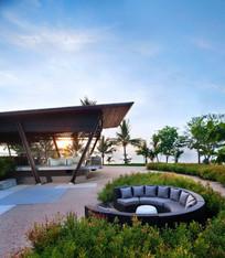 度假村休闲庭院设计 JPG
