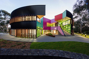 彩色建筑设计
