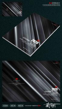 高档黑色封面设计
