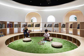 室内图书室