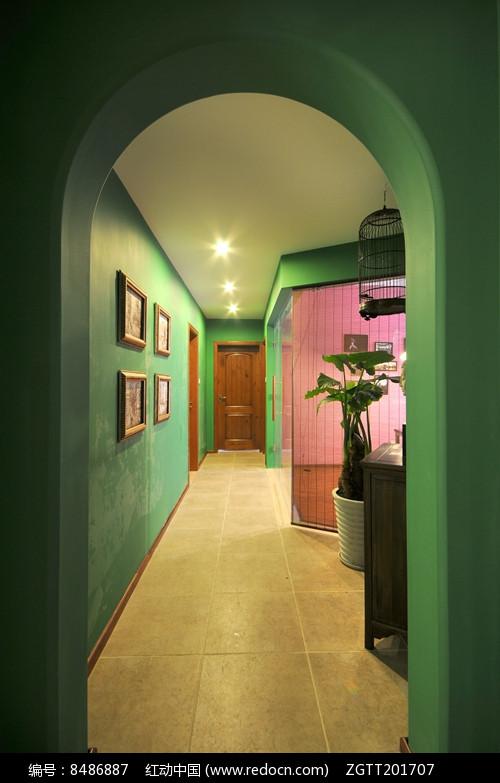 别墅室内精美装修设计图片
