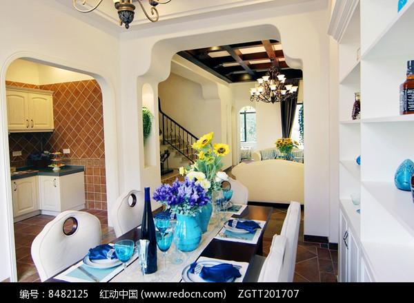 别墅室内装修设计图片