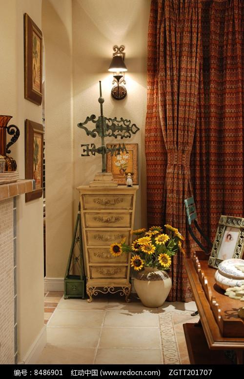 度假别墅室内装修设计图片