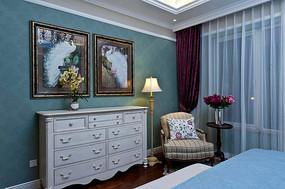 现代精美卧室家具装饰