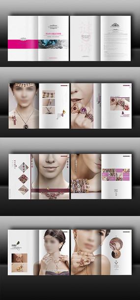 宝石珠宝宣传册