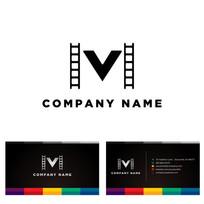 影视公司logo EPS