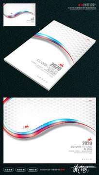 笔记本封面模板设计