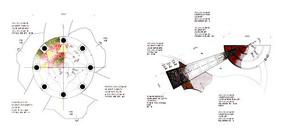 广场铺装设计