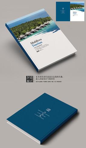 旅游宣传手册封面设计图片