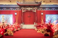 匆匆那年 老北京主题婚礼