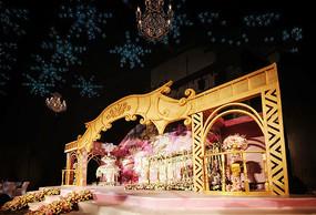 梦幻花园婚礼午后花园
