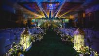 微光之森森系主题婚礼