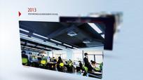 图片企业发展大事件AE模板