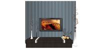 电视机与电视柜