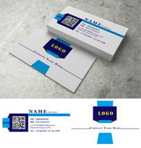 简单创意商务名片设计