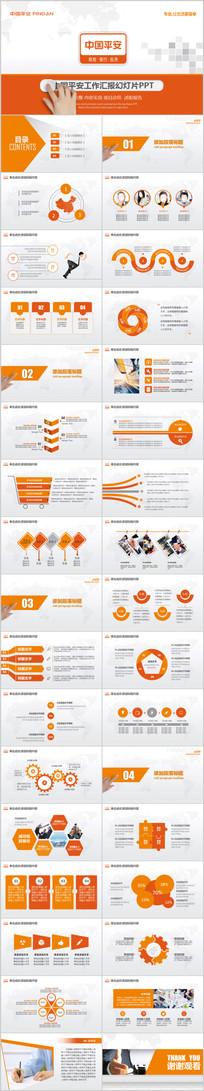 中国平安银行保险公司PPT