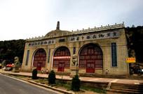 复古窑洞建筑
