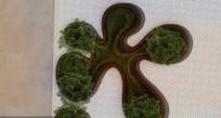 海星型树池花钵意向图  JPG