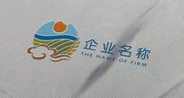 农业农产品企业logo AI