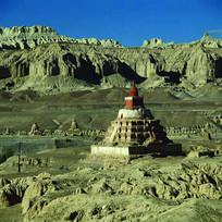 西藏特色塔