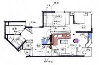 住宅室内设计平面