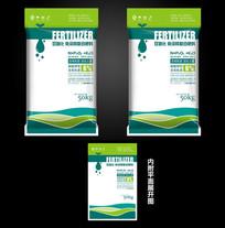 环保绿色化肥包装袋设计 PSD