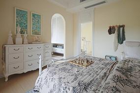 简欧别墅卧室设计