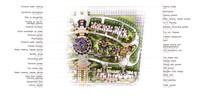 社区局部景观设计彩平