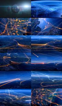 未来科技发展信息数据传输