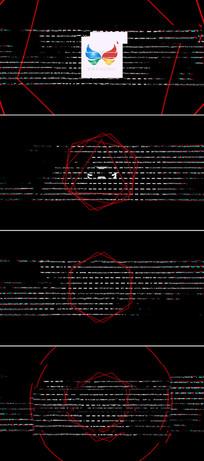 信号干扰故障效果标志展示模板 aep