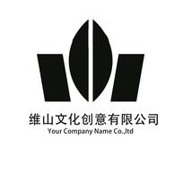 W变形山字变形LOGO商标