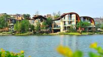 滨水公园住宅建筑设计