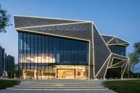 建筑设计外观效果 JPG