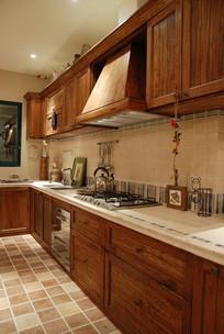 民居别墅厨房装修