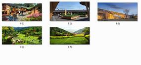 农业体验园景观效果图