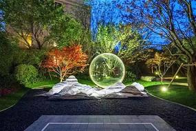 新中式风格景观灯饰