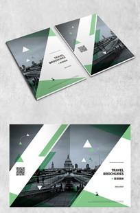 绿色三角小图案封面