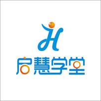 启慧学堂logo
