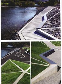 滨水景观铺装材质 JPG