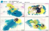 AECS6水墨写真展示 视频