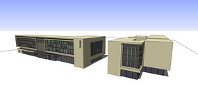 厂房改建产业园办公楼