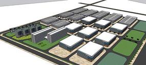 厂区大楼规划设计