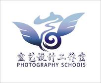 简约工作室logo设计