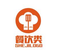 餐饮食品公司logo标志设计