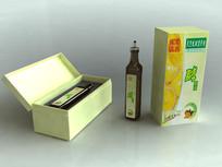 酒瓶盒的设计