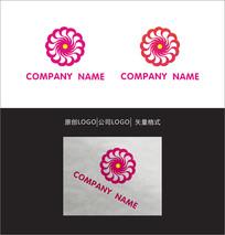 女性行业LOGO设计