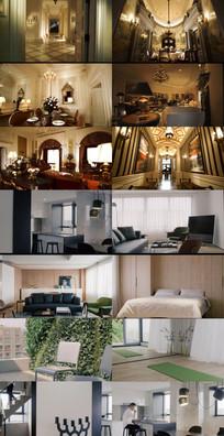 五星级酒店房间展示
